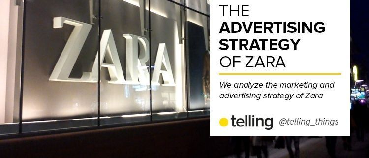 Advertising Strategy from Zara