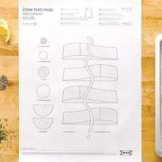 'Cook This Page' de Ikea
