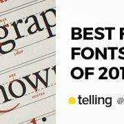 Best Free Fonts of 2017