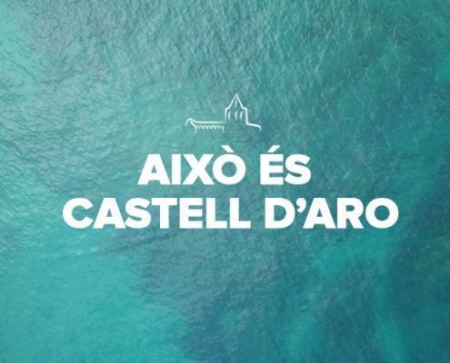 Spot promocional turismo Castell d'Aro