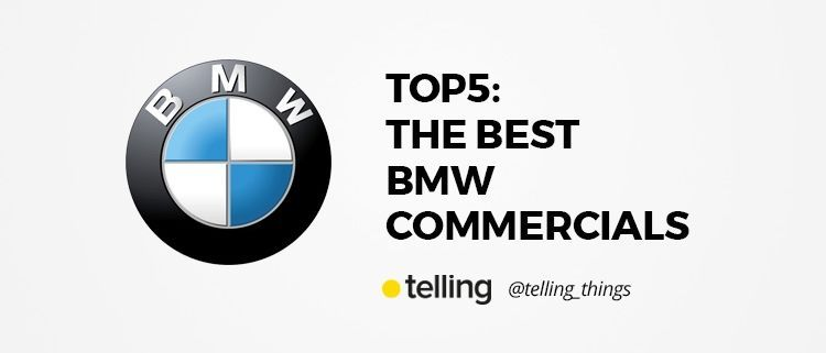 Best BMW Commercials