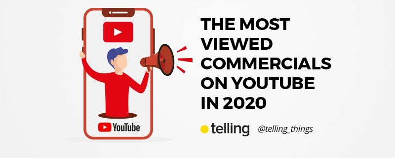 Most Viewed Commercials on YouTube