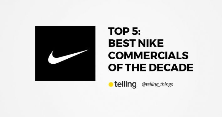 Best Nike Commercials of the Decade